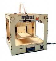 Изображение 3D принтер MBot 3D Plywood Double Head